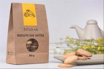 Biscuit aux Dattes Nature