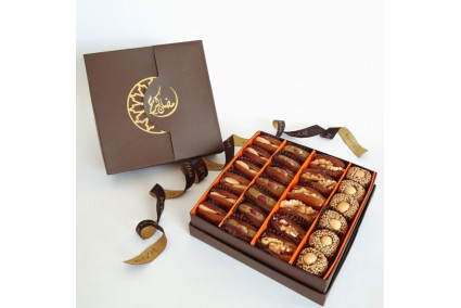 Écrin carré édition limitée Ramadan
